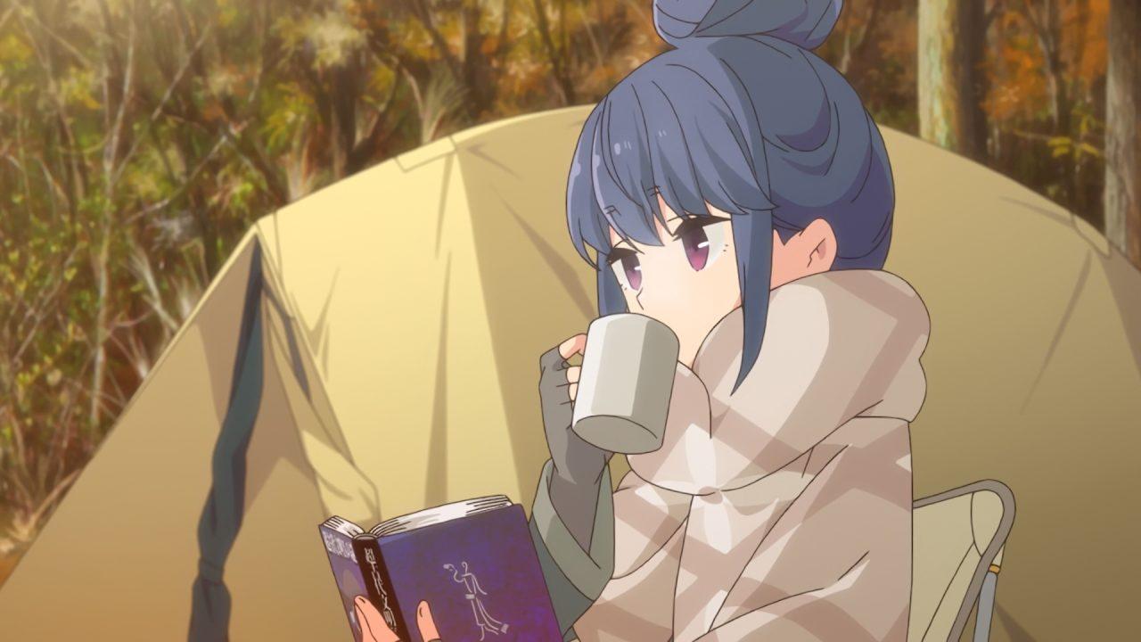 Yuru Camp 01 e 02 – Blu-ray