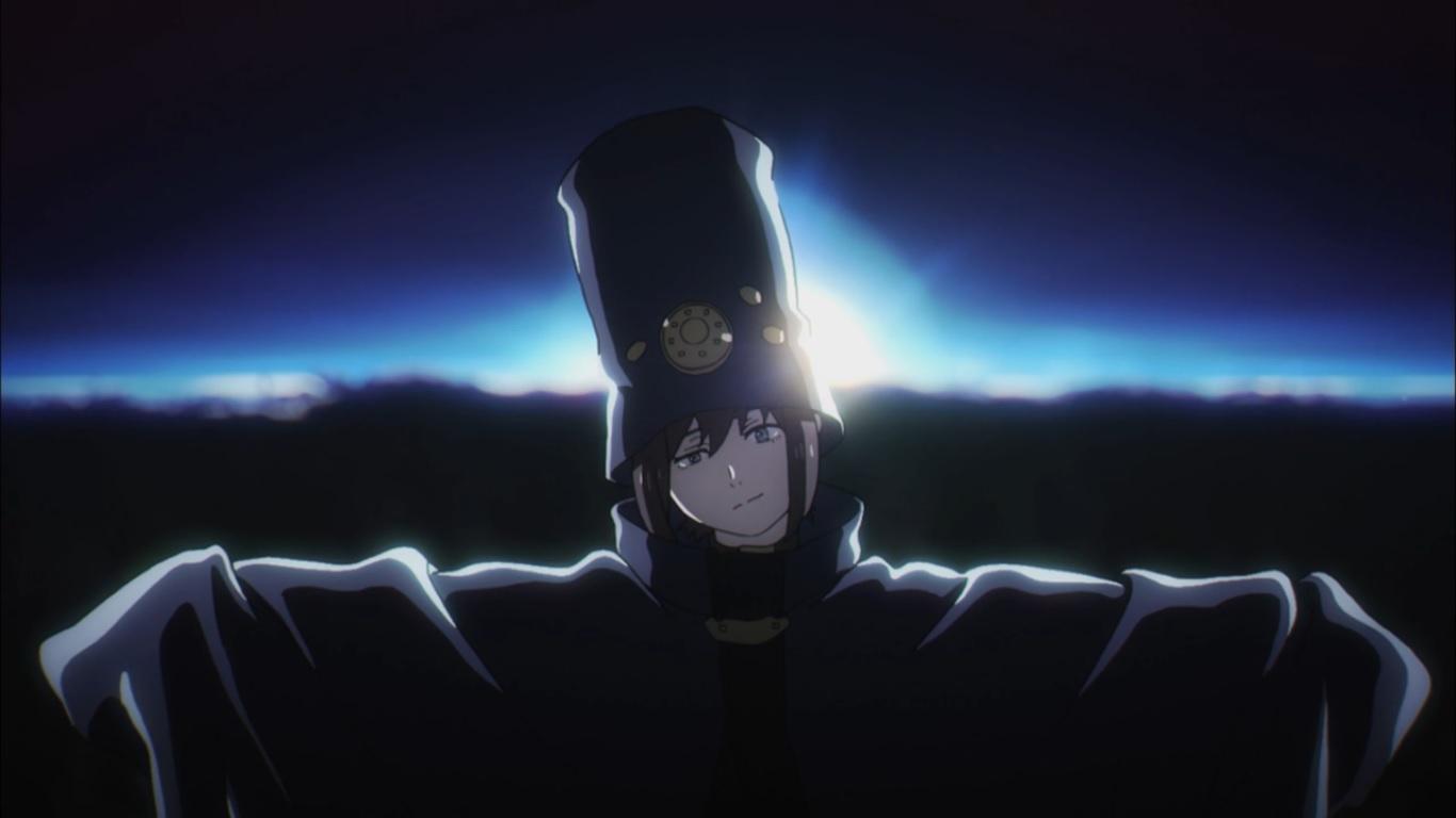 capa do anime