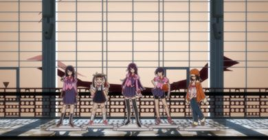 Owarimonogatari 09 e 10 (Blu-ray)