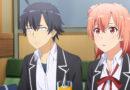 Yahari Ore no Seishun Love Come wa Machigatteiru. Kan – 05 e 06 (Blu-ray)